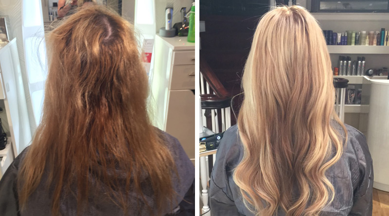 Is Your Hair Too Short Or Too Damaged To Get Hair Extensions The